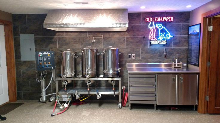 Designing Your Own Home Brew Room